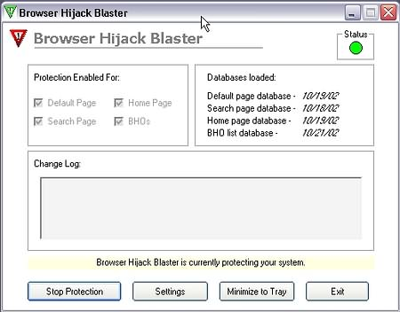 Browser HiJack Blaster