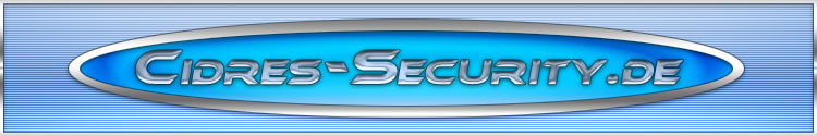 Logo Cidres-security.de